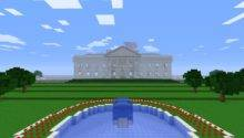 Minecraft White House Blueprints Android Iphone