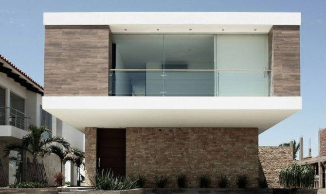 Minimalist House Idea Your Future Suspended Design