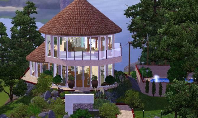 Mod Sims Boho Eco Friendly House