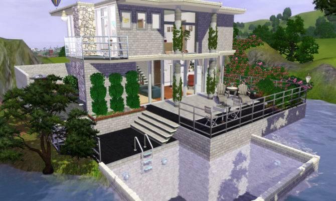 Mod Sims Sunflower Breeze Modern House