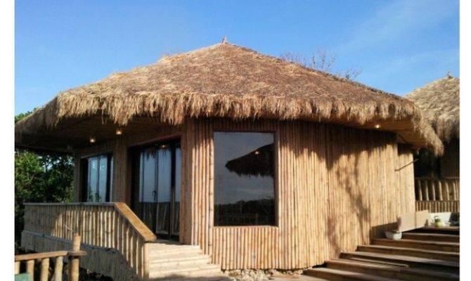 Modern Bahay Kubo Filipino Native Style House Simple Living