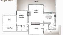 Modern Barn Home Floor Plans Bayberry First Plan