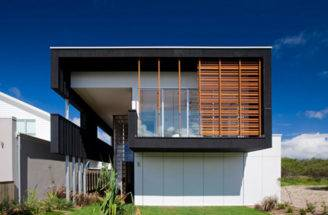 Modern Black House Designs Inspirations One Total Photographs