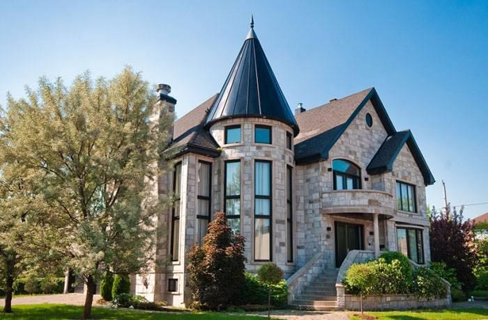 Modern Castle Home Designs Home Design