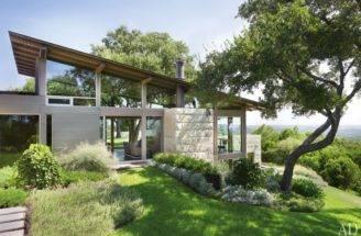 Modern Exterior Cladding Brick Block Stone Studio Architect