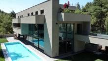 Modern Glass House Plans Contemporary Design