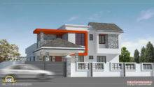 Modern House Design Chennai Kerala Home