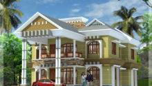 Modern Luxury Villa Kerala Home Design Floor Plans