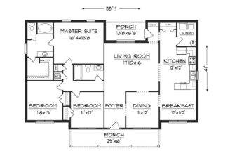 Modern Mansion Floor Plans