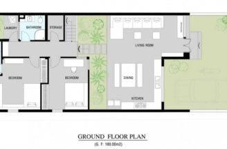 Modern Minimalist House Floor Plans Home Staging Diy
