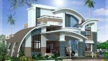 Modern Mix Luxury Home Design Kerala House Idea