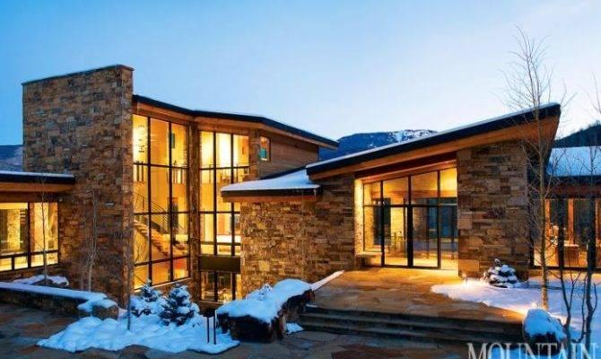 Modern Mountain Homes Latest Aspen Bluff Red Sky Ranch Co Meadow