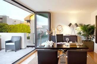 Modern Office Design Ideas Luxurious Model Photos