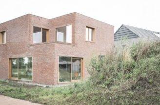 Modern Red Brick Homes