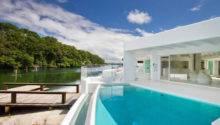 Modern Riverfront Home Australia Idesignarch Interior Design