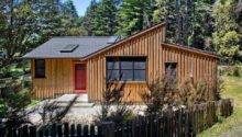 Modern Rustic Small Cabin Redwoods