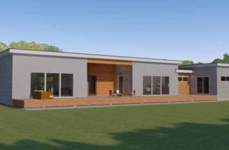 Modern Single Story House Plans Bryonyrae