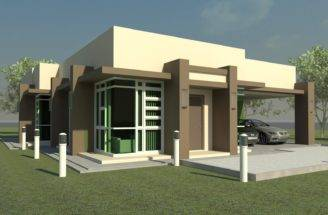 Modern Small Homes Designs Exterior Home