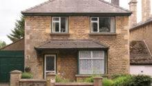 Modern Stone House Texture