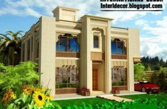 Modern Villa Exterior Design House Ideas