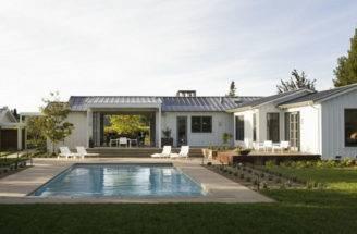 Modern Wine Country Home Interior Design Architecture Furniture