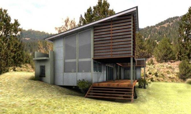 Modern Wood House Best Olpos Design
