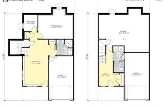 Modular Home Floor Plans Basements