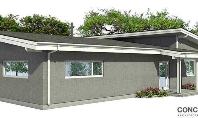 More Simple Affordable House Plans