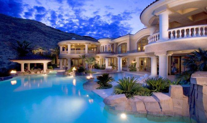 Most Expensive Luxury Mansions America Youtube