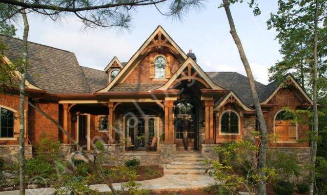 Mountain Home House Plans