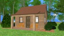 Mountain Tiny House Floor Plan Cozy Home Plans