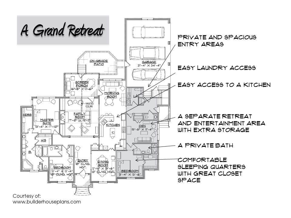multi generational homes memes - home plans & blueprints | #50881