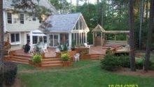 Multi Level Deck Design Steps Bing