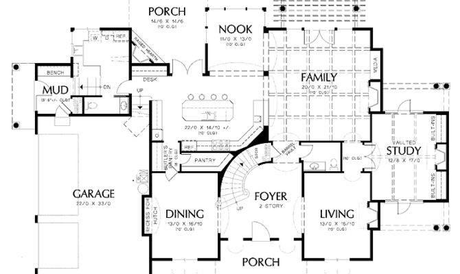Multi Level Spanish Style Home