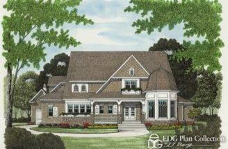 Nantucket Cape House Plans Edgplancollection