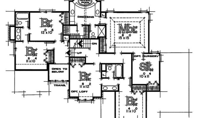 Nantucket Traditional Home Plan House Plans More