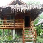 Native Eco Aircon Cottage Mayas Garden Moalboal