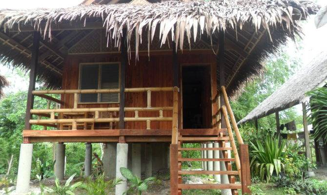 Native Eco Aircon Cottage Mayas Garden Moalboal