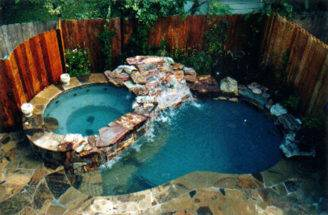 Natural Form Swimming Pools Design Custom Outdoors