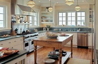 Nautical Kitchen Cottage