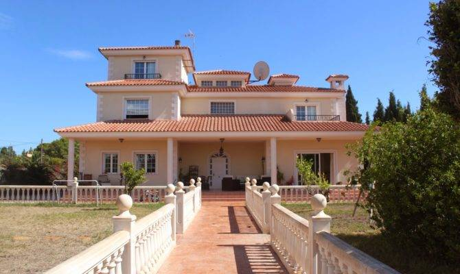 Neoclassical Mansion Alicante City Costa Blanca Luxury Homes