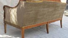 Neoclassical Style Sofa Stdibs
