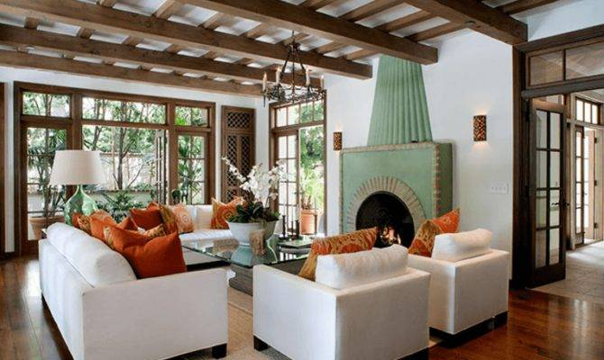 New Add Some Latin Flair These Spanish Colonial Interior Design