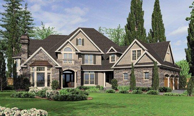 New American House Plan Square Feet Bedrooms