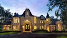 New French Chateau Optional Walk Out Basement