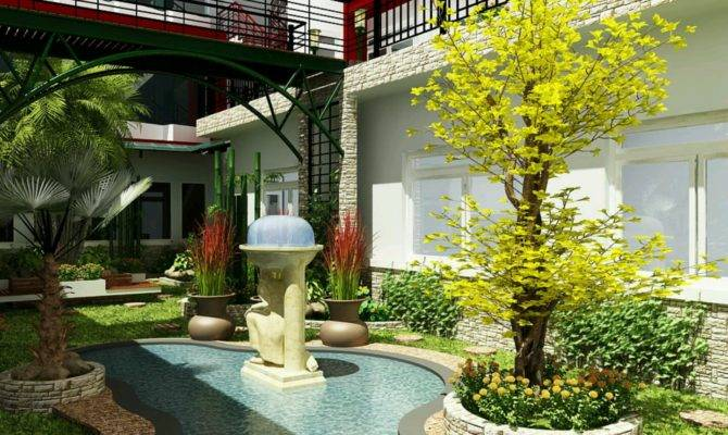 New Home Designs Latest Modern Luxury Homes Beautiful Garden