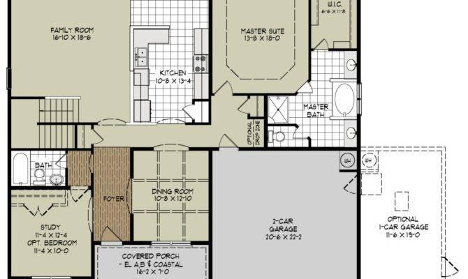 New House Floor Plans Home Design Ideas