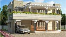 New House Plans Kerala Modern Home