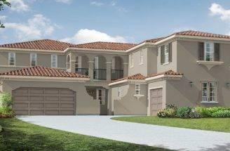 Next Gen Lennar New Home Plan Estancia East