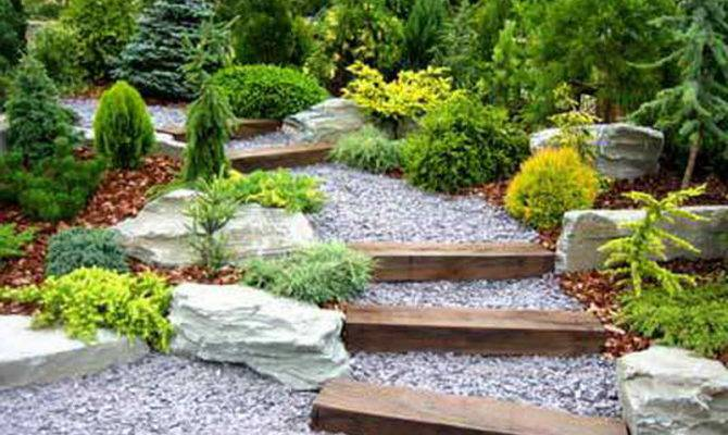 Nice Rock Garden Designs Ideas Planning